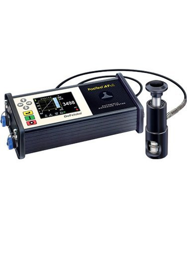 DeFelsko ATA20 PosiTest AT-A Automatic Pull-off Adhesion Tester with 20mm Dollies Kit ATA20A-B