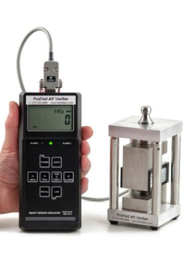 PosiTest AT Verifier Adhesion Tester Accuracy Verification Kit, 0 - 5,000 psi ATVERIFY